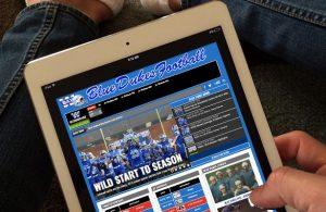 Blue Dukes News