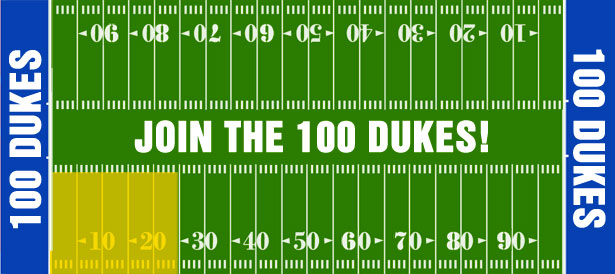 Join the 100 Dukes!