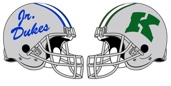 Jr. Dukes vs Kewaskum