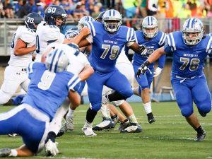 | Final: Dukes 42 West Bend West 7