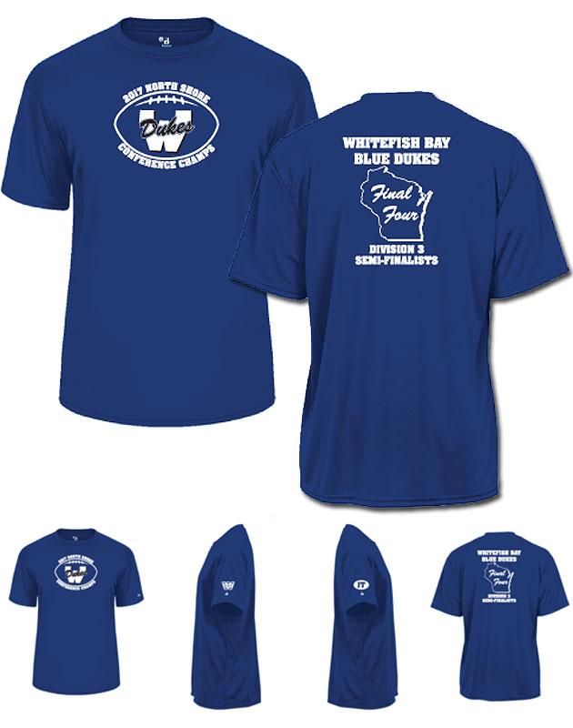 2017 Dukes T-shirt
