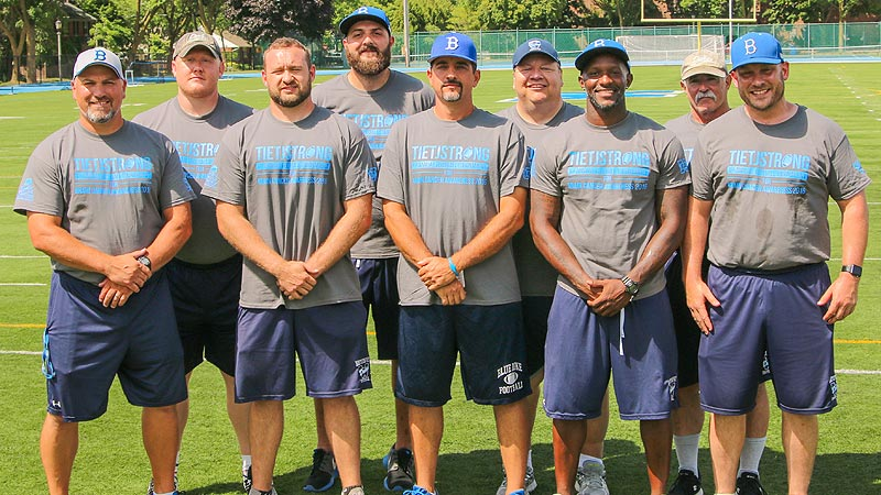 2016 Coaching Staff