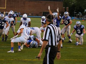   Final: Dukes 35 Brookfield Central 14