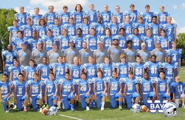 2016 Blue Dukes Team Photo
