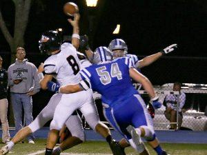 | Final: Dukes 35 Cedarburg 3