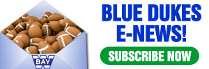 Subscribe to Blue Dukes E-News!