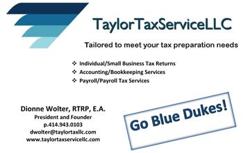 Taylor Tax Service
