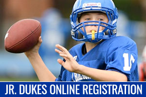 Jr. Dukes Online Registration