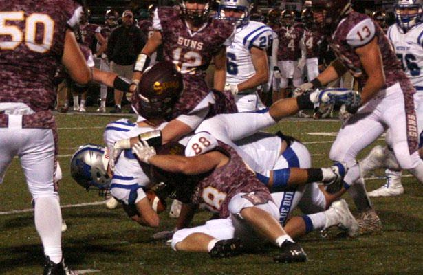 Dukes vs West Bend East