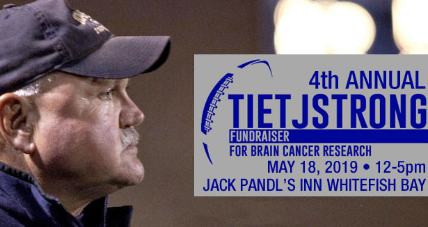4th Annual TietjStrong Fundraiser for Brain Cancer Research