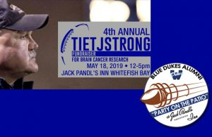 4th Annual TietStrong Fundraiser & Alumni Party