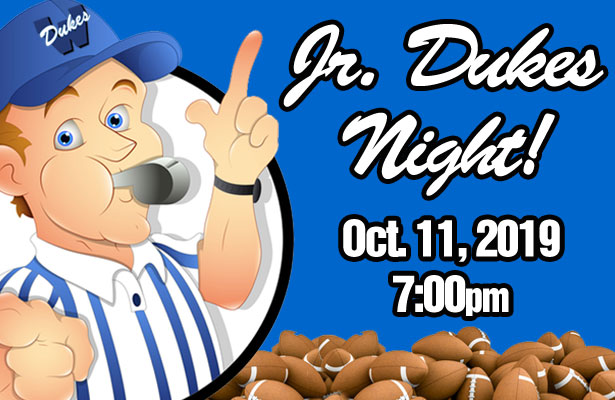 Jr Dukes Night