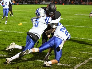 | Final: Hartford Union 14 Dukes 7