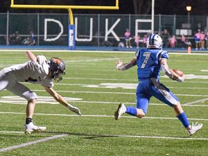 | Final: Dukes 7 Hartford Union 0